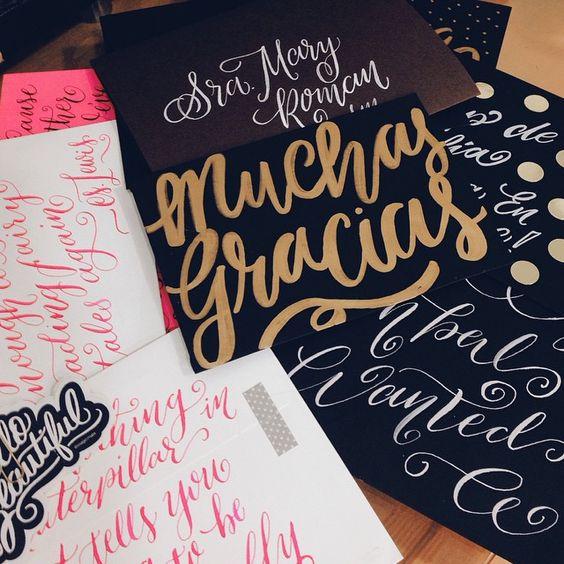 magicmaia - brush lettering