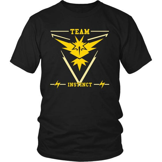 Team Instinct - The Legend now available on our store, Check it out here http://www.ifrogtees.com/products/team-instinct-the-legend
