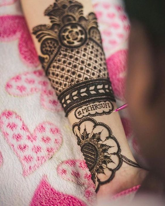 Bridal Mehendi Designs | wedding hashtag wedding hashtag ideas | 8 Steal-Worthy Wedding Hashtag Ideas You'll Love! _ Function Mania