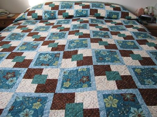free quilt patterns queen size