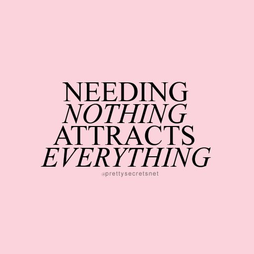 """""""Needing nothing attracts everything."""" Bob Marley Quotes"""