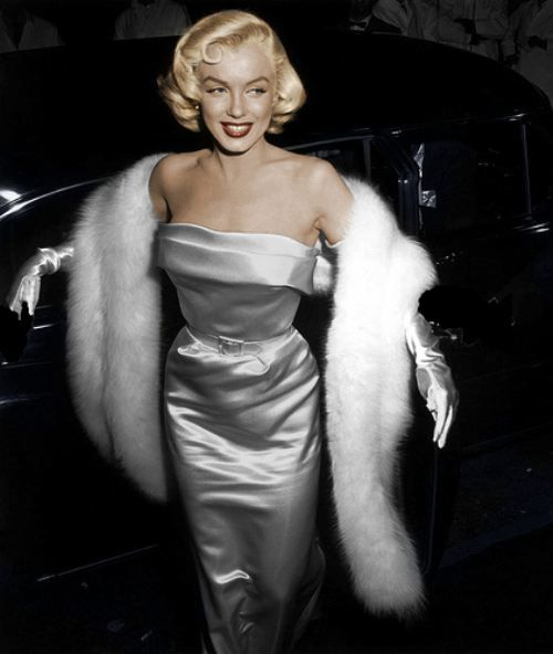 marilyn - always the best inspiration: