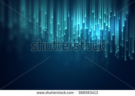 blur image of  fiber optics lights abstract background for use as technology…
