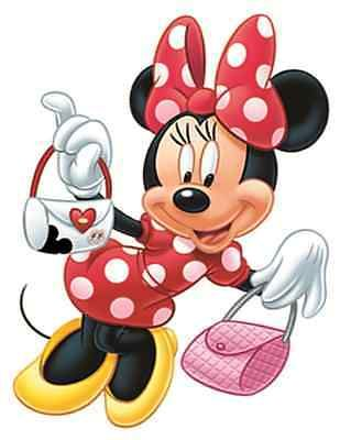 9 Minnie Mouse Bow Removable Wall Decal Sticker Art Disney Home Decor Mickey Disney Pinterest