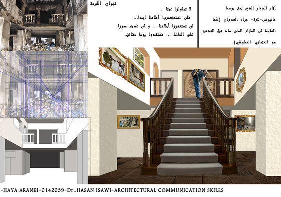 Haya ArankiArchitectural Communication Skills- مهارات اتصال معماري