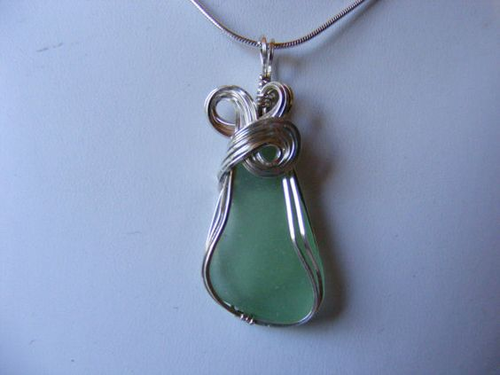 Lt Green Beauty by chermigyll on Etsy, $66.00