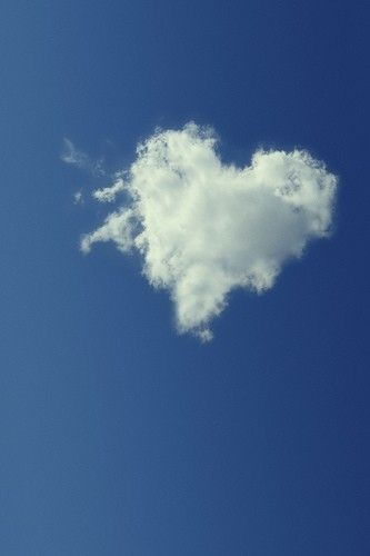Heart Shaped Cloud: