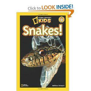 Nonfiction snake book
