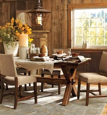 Dining Table And Chairs  Pottery Barn  Dining Rooms & Eating Endearing Dining Room Tables Pottery Barn 2018