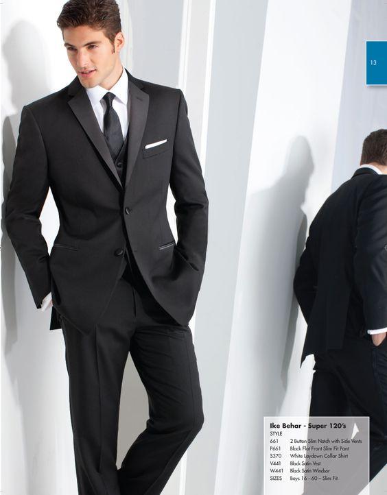 Tuxedo Royale - Catalogue