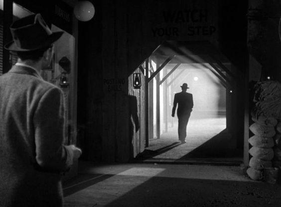 O Terceiro Homem (The Third Man) - 1949 (Cinematographer: Robert Krasker)