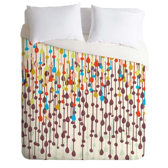 Khristian A Howell Candy Chandelier Duvet Cover | DENY Designs Home Accessories