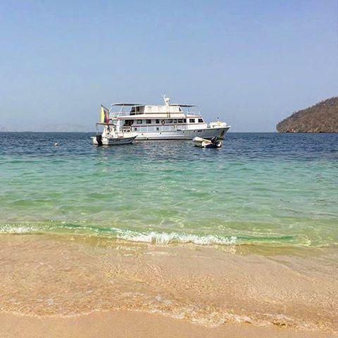 Playa Punta La Cruz - Mochima