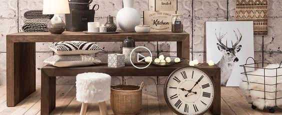 Tendencia decorativa Graphik Tribu: ideas de decoración y compras | Maisons du Monde
