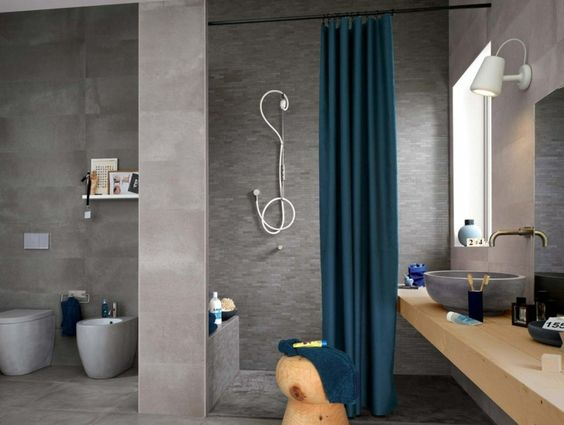 Idée carrelage salle de bain d'inspiration design - | Deco, Search ...