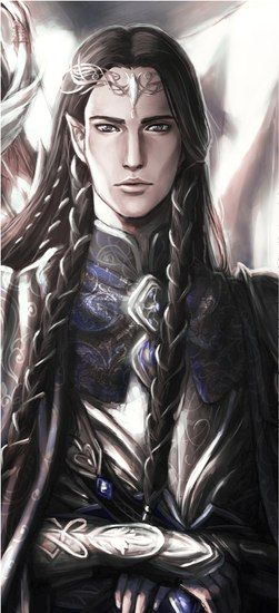 Fingon by niyochara: