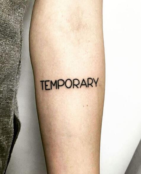 One Word Tattoos For Guys : tattoos, Merriman, Meaning, Embodies, Medium, Tattoos,, Meaningful, Tattoos