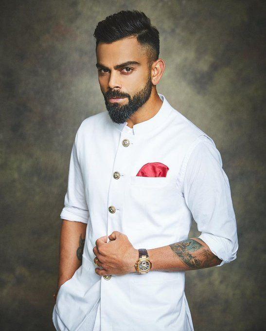 Virat Kholi Hairstyle Virat Kohli Instagram Virat Kohli Hairstyle Wedding Outfit Men