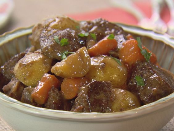 Slow cooker stout beef stew recipe ina garten chicken Ina garten chicken casserole recipes