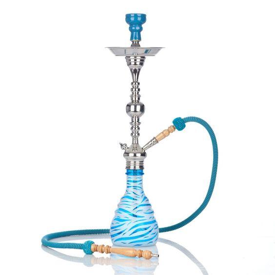 HOOKAH ZEBRA L - Aladin Hookahs & more $99@Kimberly Duff...we need this!!