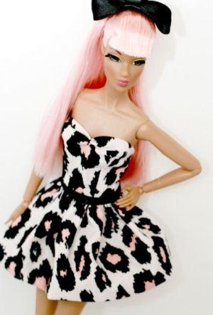 Hot looking Barbie