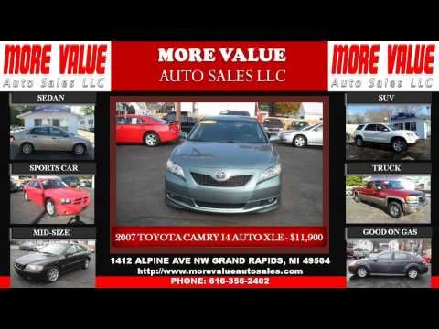 The Electronic Components On This Vehicle Are In Working Order No Defects There Is Not A Door Ding On This Vehicle This Veh Toyota Camry Camry Cars For Sale