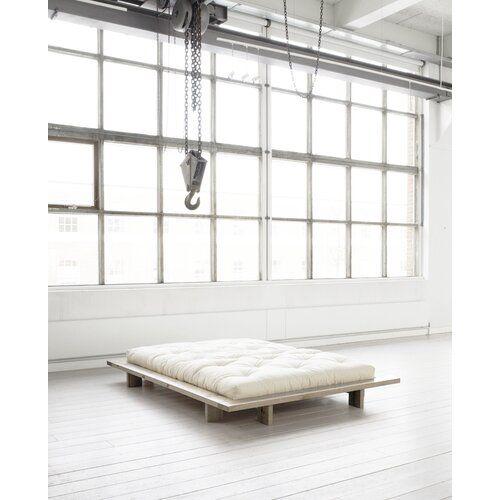 Japan Bed Frame Karup Design Size European Kingsize 160 X 200 Cm