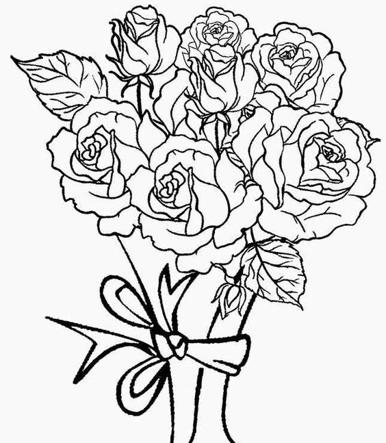 Akramul97 I Will Draw Coloring Book Page For Children For 5 On Fiverr Com In 2021 Printable Flower Coloring Pages Flower Coloring Pages Coloring Books