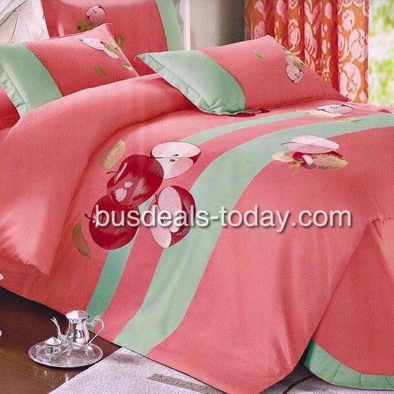 New130 aed  1Duvet cover 210x240 cm 1Bed sheet 230x250 cm 4 pillow case 48x74 cm