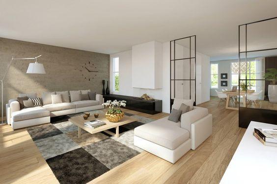 Plattegronden woon ideeen keuken google search home decoration pinterest zoeken - Hoe dicht een open keuken ...