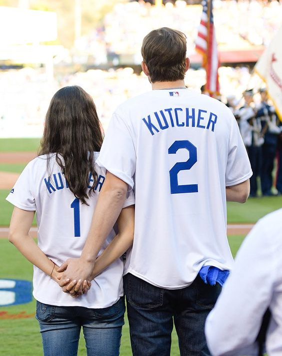8 Times Mila Kunis and Ashton Kutcher Were Just the Cutest #purewow #entertainment #news