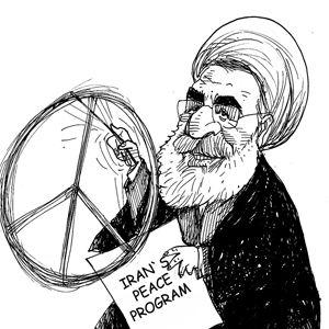Le dessin du jour : Un nouvel Iran, bien plus charmant ? - par Pismetrovic