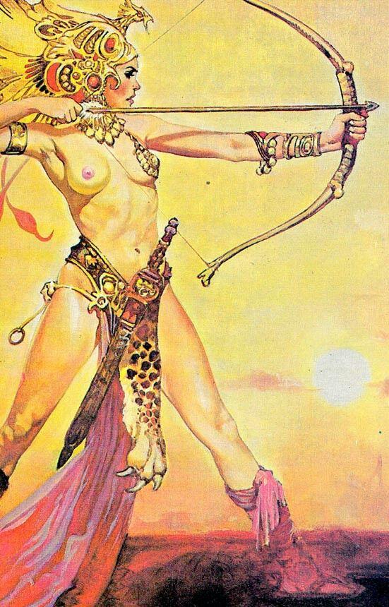 Warrior - Amazon