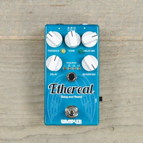 Wampler Ethereal Reverb /& Delay Guitar Effect Effects Pedal NEW