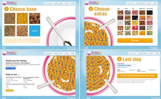 E se poteste abbonarvi alla vostra colazione preferita?        Oggi parliamo di Cerealize, una neonata start up ma già sulla bocca di tutti (e forse un giorno anche su tutti i tavoli della colazione).  Il progetto Cerealize è semplice: