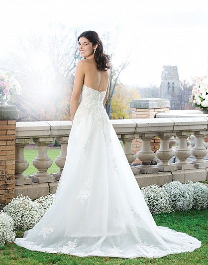 Sincerity Bridal Worldwide - Wedding Gowns, Dresses and Evening wear | All Styles 3758