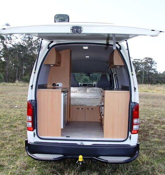 Très Toyota Hiace LWB | camper van | Pinterest | Toyota hiace, Van life  JV17