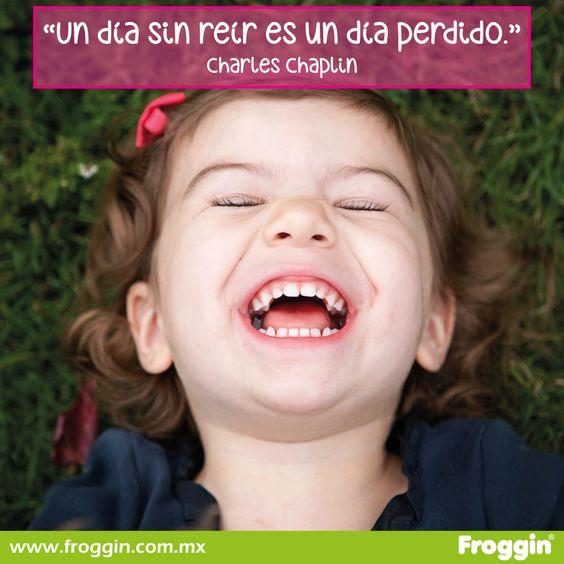 ¡Hoy es un buen día para reír! (repítelo todos los días)