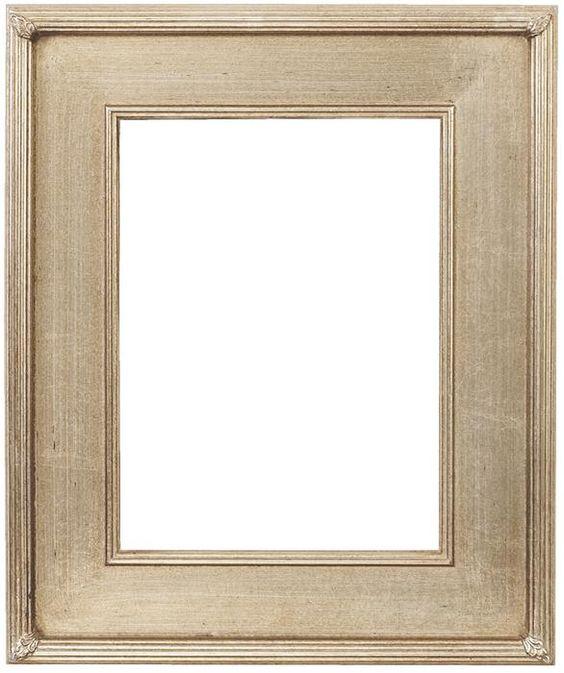 Pomerleau Silverleaf Art Frame | Wooden Photoframes | Pinterest ...