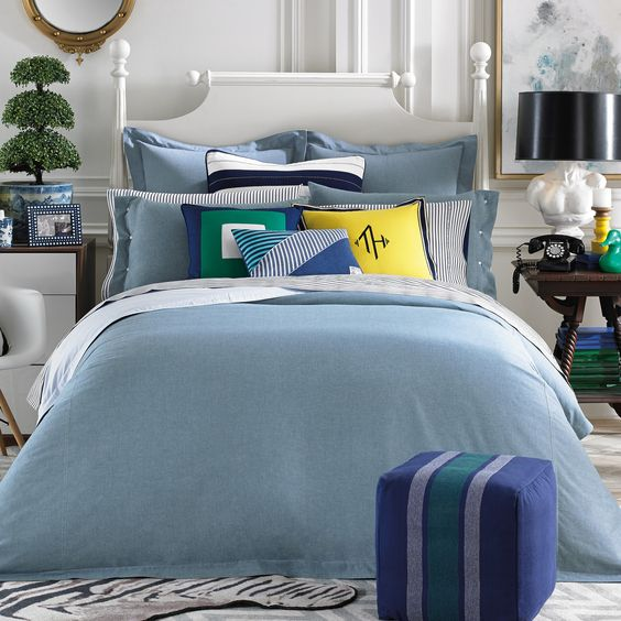 FREE SHIPPING! Shop Wayfair for Tommy Hilfiger Modern Sands Bedding Collection - Great Deals on all Bed & Bath products with the best selection to choose from!