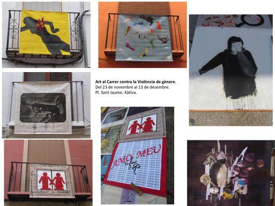 """Habitación de Xateba. """"Art al carrer"""""""