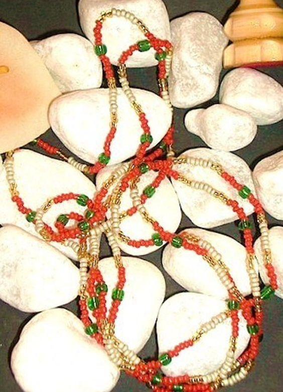 Halskette Tulipan von FKBMarts auf Etsy