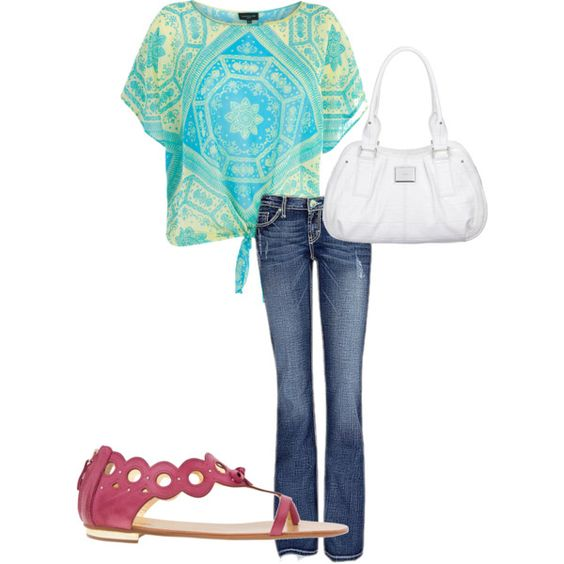 Untitled #7, created by maria-calcei on Polyvore: