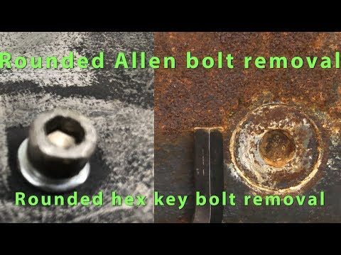 86abe5d23ca3a4a3d15b1b3c80fae8b4 - How To Get Out A Stripped Allen Head Bolt