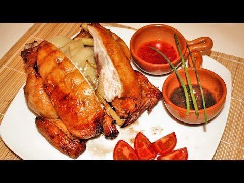 Oven Bag Lemon Garlic Chicken : Full Meal Recipes - YouTube