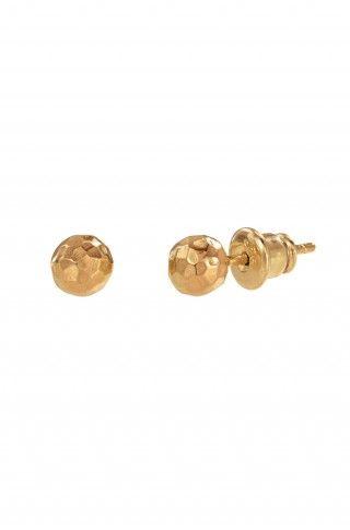 basic gold studs, Stella & Dot