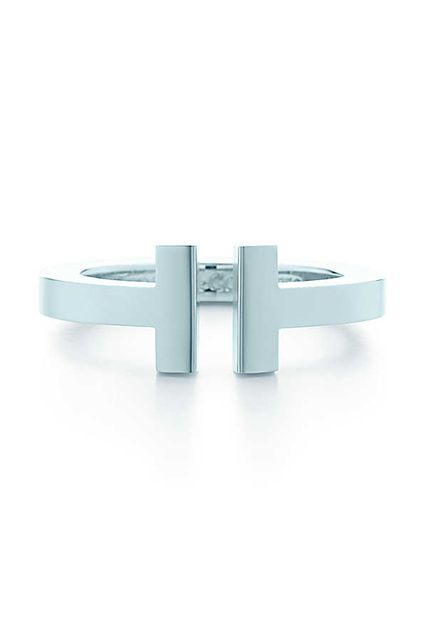 Tiffany T Wire Square Ring