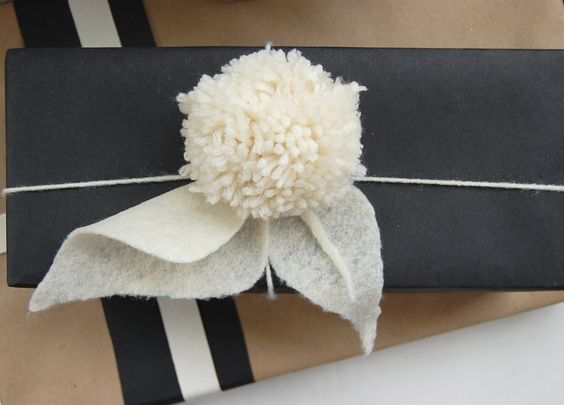Last year, since our Christmas BHG shoot was in January, I needed fake gifts to sprinkle around the house.I used black, white and regular kraft paper. I wanted it to feel handmade with a touch of …