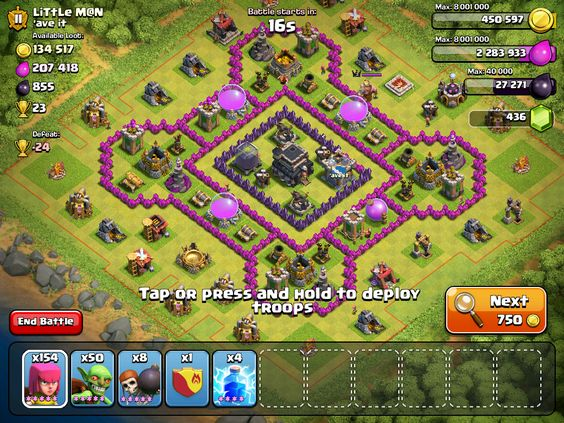 clash of clans mod tool android no survey