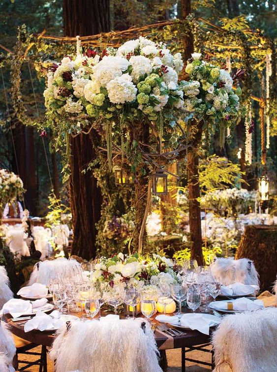 Love Game of Thrones? Here's how to create a fantasy wedding theme by leading London Wedding Planner Kerry Jackson-Rider http://www.weddingideasmag.com/love-game-of-thrones-heres-how-to-create-a-fantasy-wedding-theme
